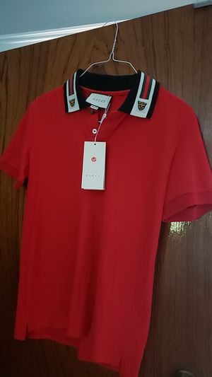 Gucci polo shirt for Sale in Philadelphia, PA