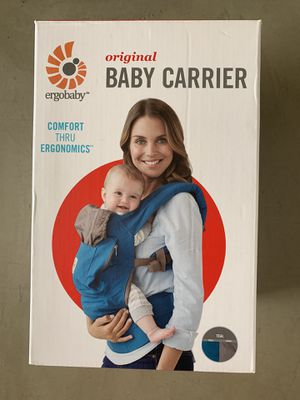 Original Ergobaby Baby Carrier for Sale in Costa Mesa, CA