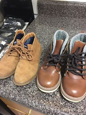Boys shoes 👞 $20 for Sale in Arlington, VA