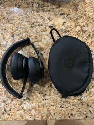 Beats Solo 3 Wireless *Black Edition* for Sale in Kent, WA