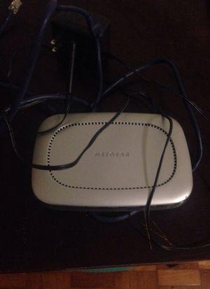 Netgear router for Sale in Alexandria, VA