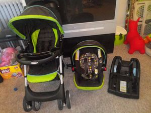 Graco Stroller & Infant Car Seat Set for Sale in Reading, PA