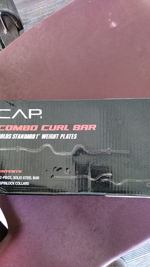 "Curl bar standard 1"" for Sale in Phoenix, AZ"