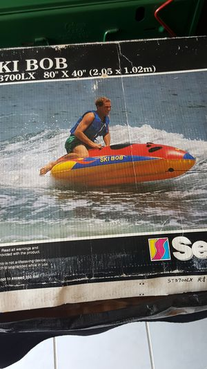 Ski Bob towable boat new for Sale in Northlake, IL