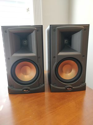 Klipsch Reference RB-51 Bookshelf Speakers Excellent for Sale in Cleveland, OH