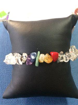 7 Chakras stretch bracelet for Sale in Miami, FL