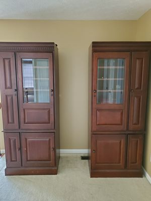 Entertainment center towers for Sale in Dublin, OH
