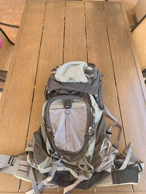 Big Rei hiking backpack for Sale in Scottsdale, AZ