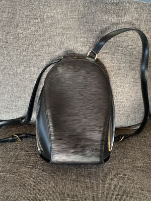 Louis Vuitton Black Epi Backpack for Sale in Hendersonville, TN