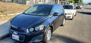 2013 chevy sonic turbo for Sale in Santa Fe Springs, CA