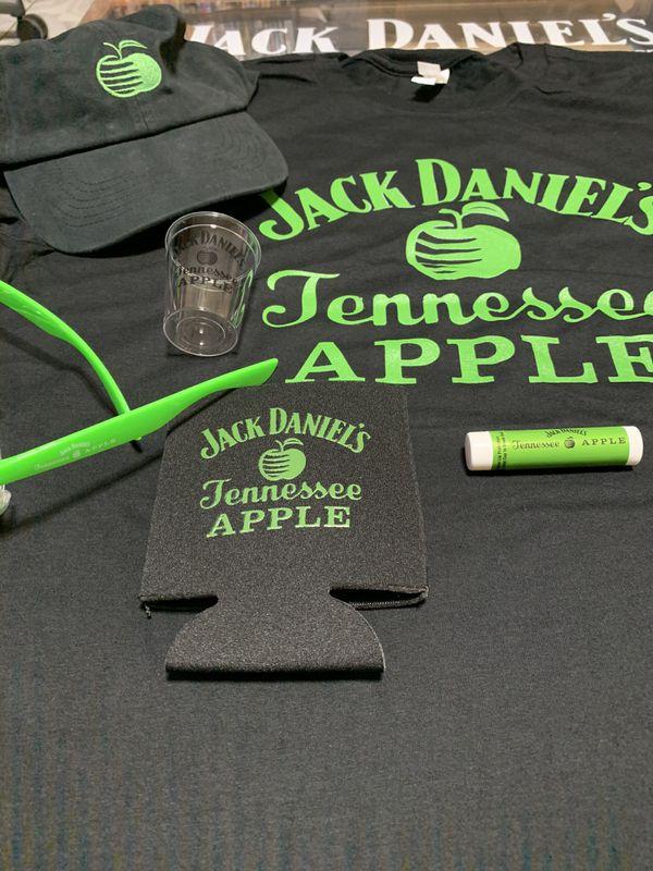 Jack Daniel's Tennessee Apple Lot