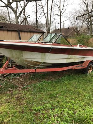 Old fishing boat for Sale in Nashville, TN