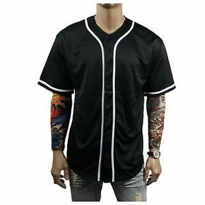 XLARGE Blank Baseball Jersey for Sale in Brea, CA