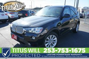 2015 BMW X3 for Sale in Tacoma, WA