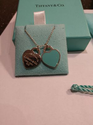 Tiffany & Co necklace for Sale in Lancaster, PA