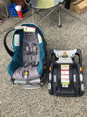 Chicco Key fit 30 infant car seat for Sale in Marysville, WA