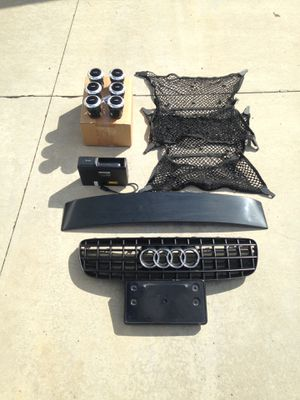 Audi TT parts for Sale in Carlsbad, CA