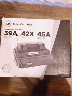 UNIVERSAL Comp. Q1339A, Q5942X, Q5945A Laser Toner Cartridge for Sale in Rolla, MO