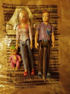 New Fisher Price Loving family dolls for Sale in Punta Gorda, FL