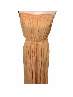 Planet Blue Indah Long Maxi Dress Peach for Sale in Monrovia, CA