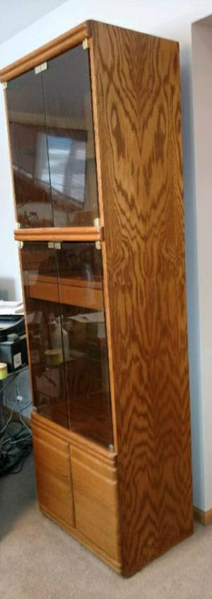 Entertainment Cabinet for Sale in North Aurora, IL