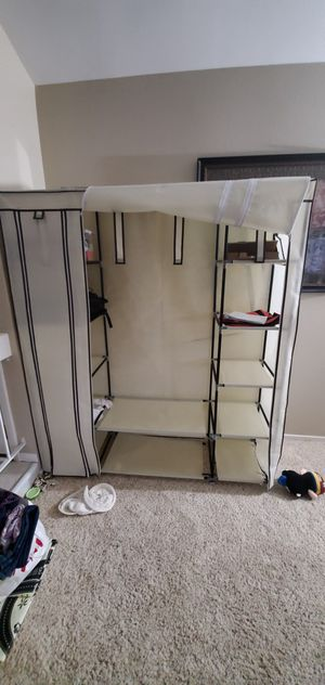 Portable Wardrobe for Sale in San Diego, CA