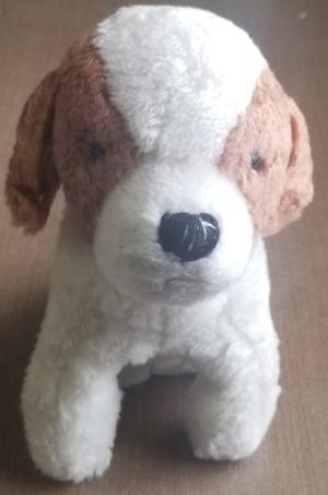Cute adorable vintage puppy dog stuffed animal for Sale in Three Rivers, MI