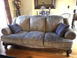 Ashley furniture sofa and loveseat - $20 for both for Sale in Phoenix, AZ