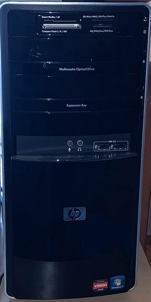 Hp Pavilion p6610f PC for Sale in Bend, OR