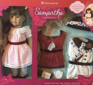 American girl doll Samantha new outfit in box for Sale in Lynwood, CA