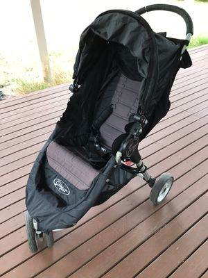 Baby Jogger City Mini stroller with glider board for Sale in Bellevue, WA