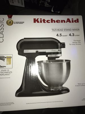 Kitchenaid tilt-head mixer for Sale in Tulare, CA