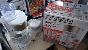 Black & Decker 4 in 1 coffee maker for Sale in Rex, GA