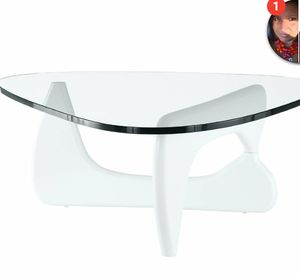 Modern white coffee Table for Sale in West Palm Beach, FL