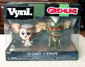 Brand new sealed never opened mint in box funko vynl gremlins set firm pick up in (Fontana) for Sale in Fontana, CA