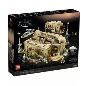 LEGO 75290 STAR WARS Mos Eisley Cantina NEW NO MINIFIGURES/DEWBACK for Sale in Irvine, CA