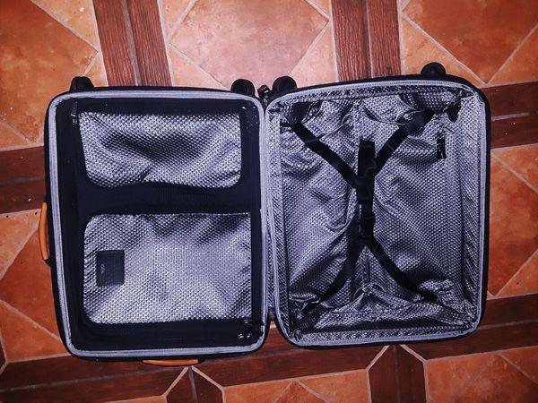 UMI Alpha Bravo 'Kirtland' Camo Nylon Expandable Carry on