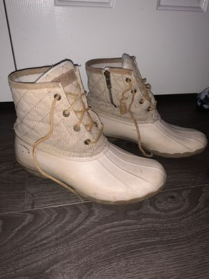 Womens Sperry Boots - Size 10 for Sale in Leesburg, VA