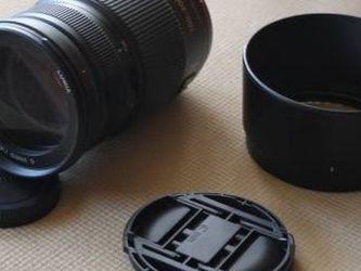 Lumix Panasonic G Vario 100-300mm f/4-5.6 MEGA O.I.S. Lens for Sale in Denver,  CO