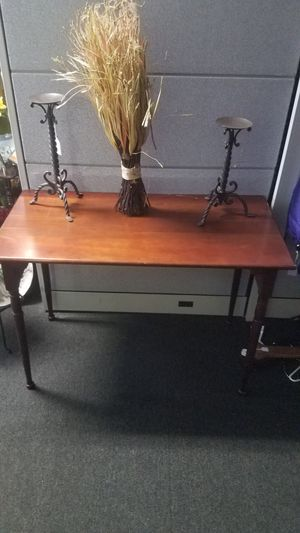 Vintage Fold Up Table for Sale in Winterville, NC