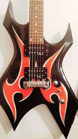 Bc rich warlock wow !!! Only $250 for Sale in Baltimore, MD
