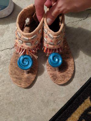 Moana Disney shoes for Sale in San Antonio, TX