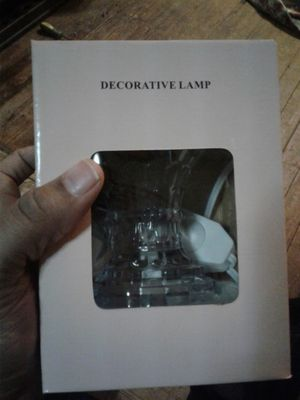 Decorative lamp for Sale in Baltimore, MD