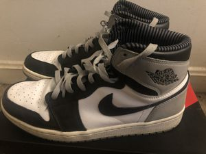 "Jordan 1 ""Baron"" Size 9.5 for Sale in MD, US"