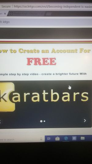 Free Karat Bars Affiliate Account for Sale in Little Rock, AR