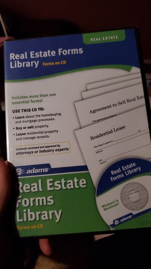 Real estate forms library for Sale in Anaheim, CA