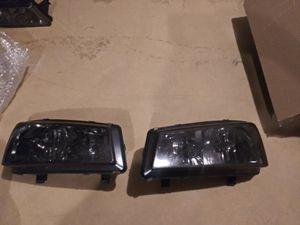 """Chevy """" Cat eye"""" smoked headlights for Sale in Manor, TX"""