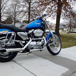 2002 Harley Davidson Sportster 1200 custom for Sale in Mentor, OH