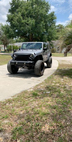 Jeep Wrangler for Sale in Orange City, FL