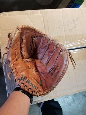 """11.5"""" Wilson Kirk Gibson Dodger's baseball glove for Sale in Bellflower, CA"""